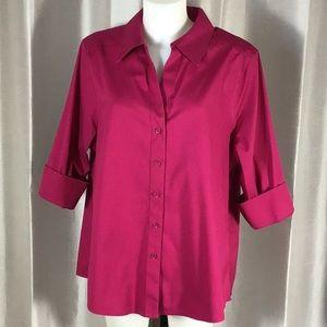 Foxcroft  no-iron shirt